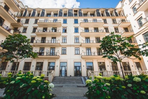 Жилой комплекс ЖК Авторский, фото номер 7